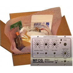 Alien Screamer - Comp Kit (w/PCB and Panel)